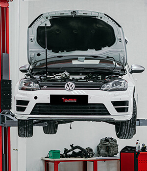 VolksWagen Service Center Dubai